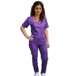 Costum Medical Uni cambrat Bren XS - XXL