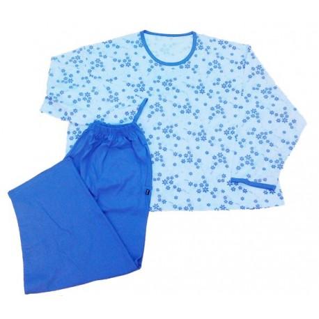 Pijama Dama Maneca Lunga