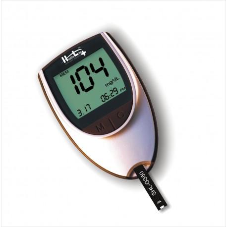 Glucometrul Healthy Line SHL G800