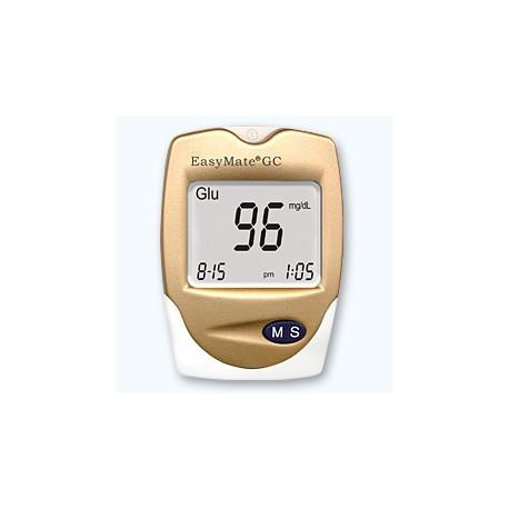 Sistem Dual de Monitorizare a Glicemiei si Colesterolului EasyMate GC