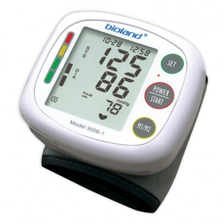 Tensiometru Digital de Incheietura Bioland 3006-1