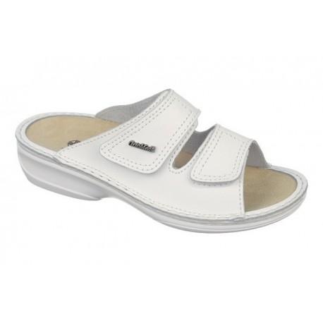 Papuci piele ortopedici - OrtoMed 3700 012/P53
